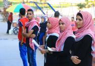 جبهة العمل الطلابي التقدمية تكريم طلبة الثانوية العامة غرس وبناء