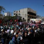 التضامن مع النائب والقيادية الوطنية خالدة جرار