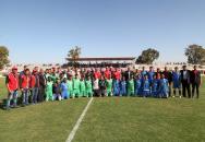 لجنة الاسرى في الجبهة الشعبية قطاع غزة تنظم مهرجان كروي