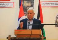 قطاع غزة .. بيت عزاء المناضل الأممي فيديل كاسترو