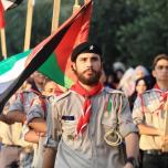 حفل جبهة العمل الطلابي #غرسٌ_وبناء