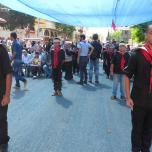 تجمع الكشاف التقدمي مخيم الشهيد غسان كنفاني