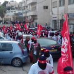 الالاف يشاركون بإحياء ذكرى جورج حبش في بيت ساحور