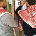 بالصور .. جبهة العمل الطلابي التقدمية في الجامعة العربية الامريكية في جنين تنظم سلسلة فعاليات