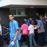حملة #كلنا مقاومة تنفيذ جبهة العمل الطلابي - غزة