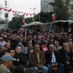 الشعبية بغزة تنظم حفل تأبين لرفيقها الراحل أبو فراس طالب