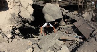 عملية إعمار قطاع غزة- شرعنة الاحتلال أم إعمار