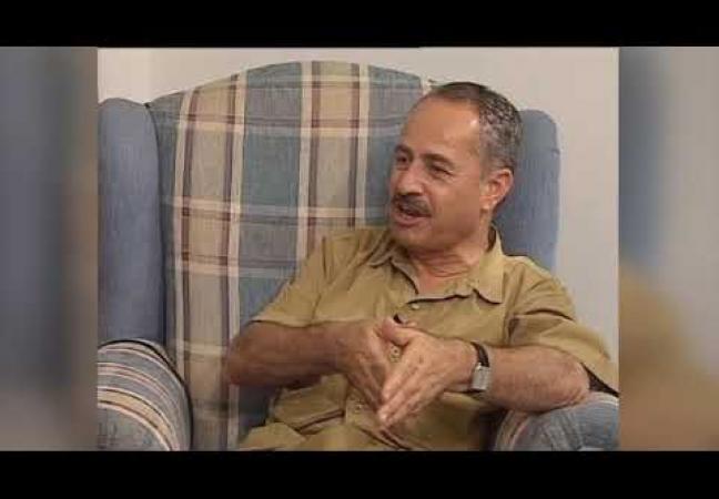 أبو علي مصطفى في لقاء قبل عام من استشهاده  نجوت من الموت باعجوبة مرتين