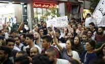 صور  رام الله تصرخ #ارفعوا_العقوبات عن غزة (7)