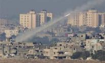 غزة صواريخ