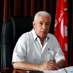 كايد الغول عضو المكتب السياسي للجبهة الشعبية لتحرير فلسطين