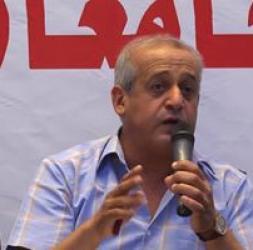 كلمة عضو المكتب السياسي للجبهة الشعبية الرفيق جميل مزهر خلال لقاء مفتوح حول انتخابات مجالس طلبة جامعات قطاع غزة الواقع والمأمول
