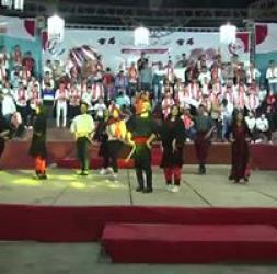 حفل غرس وبناء 5 فوج القدس