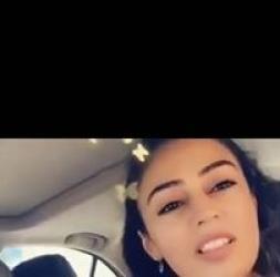 فيديو سابق للأسيرة المُضربة عن الطعام #هبة_اللبدي وهي تغني