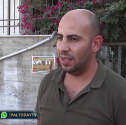 نابلس_ عائلة الأسير وائل الجاغوب قلقة من آثار العزل الانفرادي المتواصل بحقه منذ أربعة أشهر