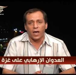 عضو اللجنة المركزي العامة للجبهة الشعبية الرفيق عماد ابو رحمة