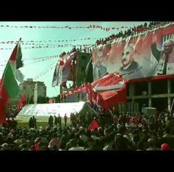 باسم الشعب علينا الراية أغنية الانطلاقة الـ 49 للجبهة الشعبية