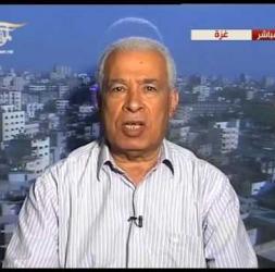 الرفيق كايد الغول عضو المكتب السياسي للجبهة الشعبية لتحرير فلسطين
