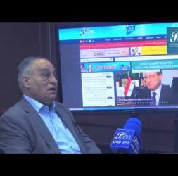 لقاء خاص مع ابو احمد فؤاد الامين العام المساعد للجبهة الشعبية لتحرير فلسطين