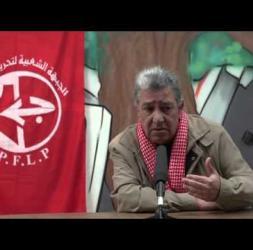 Badawi: Palestina ya no soporta la humillación, hay que resistir