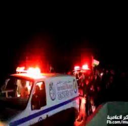 تشييع جثماني الشهيدين غسان وعدي أبو جمل في القدس المحتلة