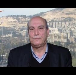 ماهر الطاهر - مسؤول دائرة العلاقات السياسية في الجبهة الشعبية لتحرير فلسطين