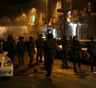 القدس اعتقالات