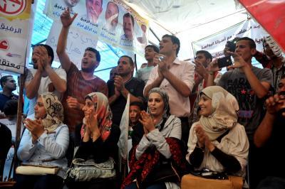 الشعبية تساند الاسرى 19_6_2014  _تصوير خالد ابوالجديان (29084559) 