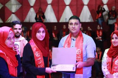 جبهة العمل الطلابي التقدمية غرسٌ وبناء (37)