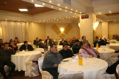 الشعبية في نابلس تنظم ندوة سياسية بعنوان القضية الفلسطينية إلى أين ؟ (21)