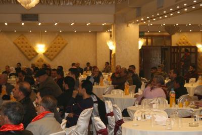 الشعبية في نابلس تنظم ندوة سياسية بعنوان القضية الفلسطينية إلى أين ؟ (29)