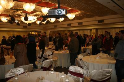 الشعبية في نابلس تنظم ندوة سياسية بعنوان القضية الفلسطينية إلى أين ؟ (7)