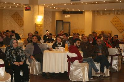 الشعبية في نابلس تنظم ندوة سياسية بعنوان القضية الفلسطينية إلى أين ؟ (68)