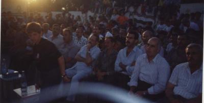 صور الشهيد القائد ابو علي مصطفى خلال فعاليات ومهرجانات مختلفة (2)