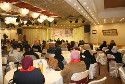 الشعبية في نابلس تنظم ندوة سياسية بعنوان القضية الفلسطينية إلى أين ؟ (44)