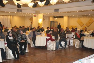 الشعبية في نابلس تنظم ندوة سياسية بعنوان القضية الفلسطينية إلى أين ؟ (16)