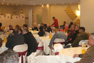 الشعبية في نابلس تنظم ندوة سياسية بعنوان القضية الفلسطينية إلى أين ؟ (52)