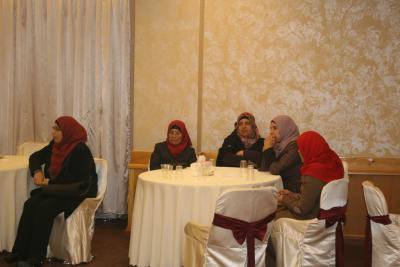 الشعبية في نابلس تنظم ندوة سياسية بعنوان القضية الفلسطينية إلى أين ؟ (79)