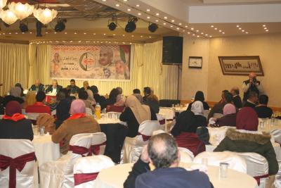 الشعبية في نابلس تنظم ندوة سياسية بعنوان القضية الفلسطينية إلى أين ؟ (60)