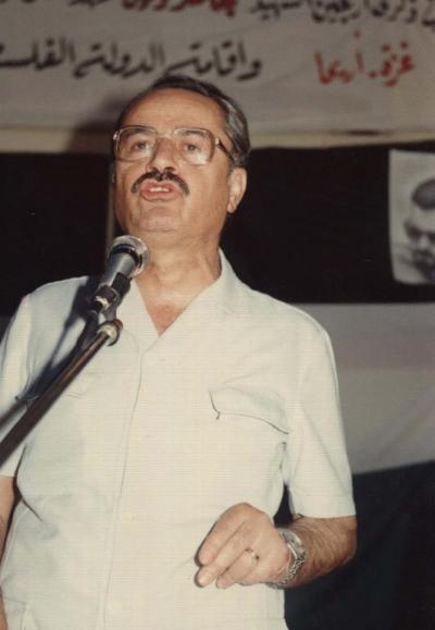 صور الشهيد القائد ابو علي مصطفى خلال فعاليات ومهرجانات مختلفة (5)