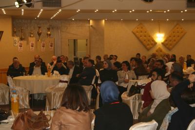 الشعبية في نابلس تنظم ندوة سياسية بعنوان القضية الفلسطينية إلى أين ؟ (82)