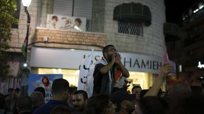 صور  رام الله تصرخ #ارفعوا_العقوبات عن غزة (6)