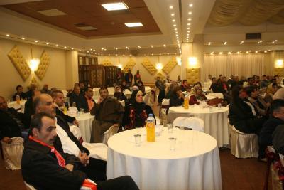الشعبية في نابلس تنظم ندوة سياسية بعنوان القضية الفلسطينية إلى أين ؟ (64)