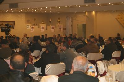 الشعبية في نابلس تنظم ندوة سياسية بعنوان القضية الفلسطينية إلى أين ؟ (75)