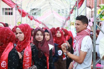 جبهة العمل الطلابي التقدمية غرسٌ وبناء (34)