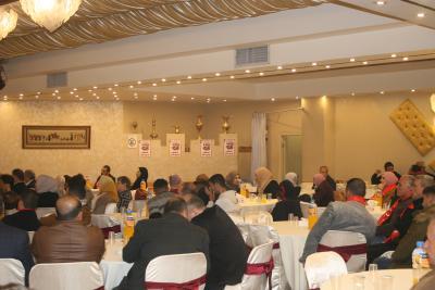 الشعبية في نابلس تنظم ندوة سياسية بعنوان القضية الفلسطينية إلى أين ؟ (53)