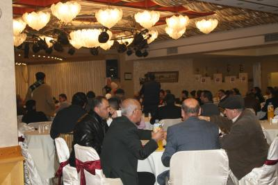 الشعبية في نابلس تنظم ندوة سياسية بعنوان القضية الفلسطينية إلى أين ؟ (1)