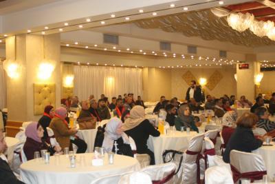 الشعبية في نابلس تنظم ندوة سياسية بعنوان القضية الفلسطينية إلى أين ؟ (33)
