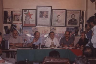صور الشهيد القائد ابو علي مصطفى خلال فعاليات ومهرجانات مختلفة (84)