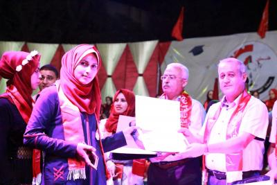جبهة العمل الطلابي التقدمية غرسٌ وبناء (23)